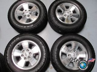 Tacoma Factory 17 Wheels Tires Rims 4Runner FJ Tundra Sequoia