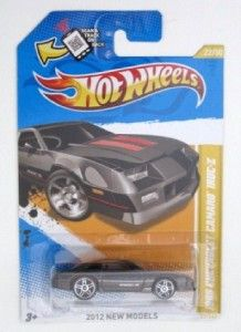 Hot Wheels 1985 Chevrolet Camaro IROC Z 1 64 Scale Diecast Chevy New