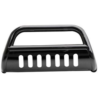 Smittybilt 53031 02 08 Dodge RAM Grille Saver 3in Black Bull Bar