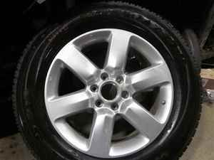 10 11 Nissan Titan 20 Alloy Wheels Goodyear Tires OE