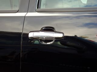 2007 2011 Chevrolet Silverado 2dr Chrome Door Handle Covers