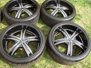 22 Dodge Chrysler Charger Wheels Tires C300 Magnum Factory Challanger