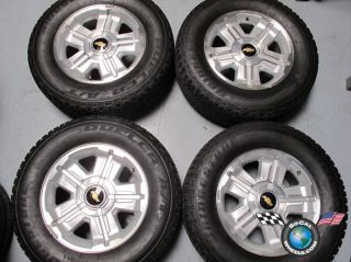 Tahoe Factory 18 Wheels Tires OEM Rims 1500 Suburban Silverado 5300