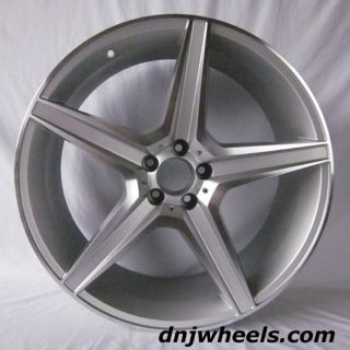 OEM AMG Mercedes E320 E350 E500 E550 S500 S550 CL500 CL550 Wheels Rims
