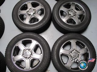 07 12 Toyota Tundra Factory 20 Wheels Tires Rims 08 12 Sequoia