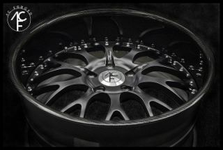20 AC Forged for BMW Wheels Rims 3pc Forged Carbonfiber