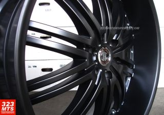 24 inch rims wheels 2CRAVE #11 wheels CHEVY GMC YUKON CADILLAC wheels