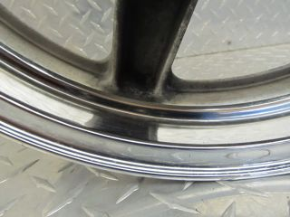 1995 Honda GL1500 GL 1500 Goldwing Rear Wheel Rim