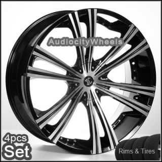 22Wheels Tires Tahoe Yukon Escalade Chevy Almada RAM
