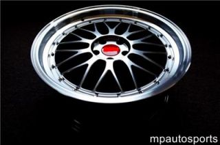 19 BBs LM Style Wheels Rims Nissan 350Z 370Z G35 Coupe