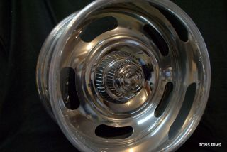 American Racing Rally VN327 SL 18x12 GM Ford Mopar Chevy GM Polished
