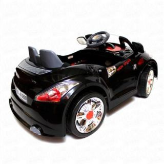 Ride on Car 12V Audi Style Kids Power Wheels w  Remote Control Toy