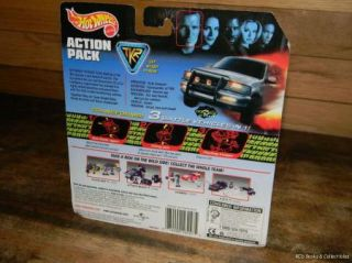 Hot Wheels Mattel Action Pack Team Knight Rider Transforms 3 Vehicles