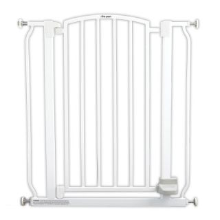 The First Years Hands Free Pet Gate and Extension   Tension Mounted Gates   Gates