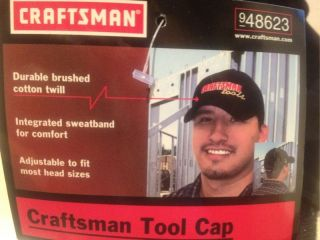 Craftsman Basecap das Original aus USA,der direkte Snap On Konkurrent