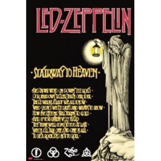 Led Zeppelin   Poster   Stairway to Heaven + Ü Poster