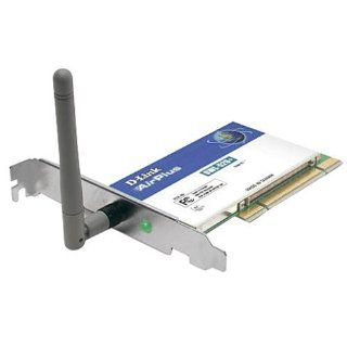 Link DWL 520+ Airplus Wireless LAN PCI Adapter 22