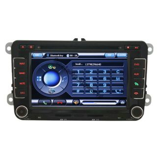 HD Auto DVD Player GPS Navi Navigation Radio Stereo CAN BUS für VW