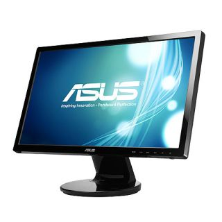 Full HD ASUS 55cm (~22Zoll) LED Monitor Display HDMI DVI VGA mit