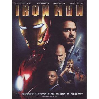 Iron Man Robert Downey Jr., Jeff Bridges, Gwyneth Paltrow