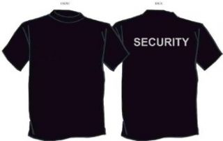 Security Rücken auf Fruit of the Loom   Heavy Cotton T