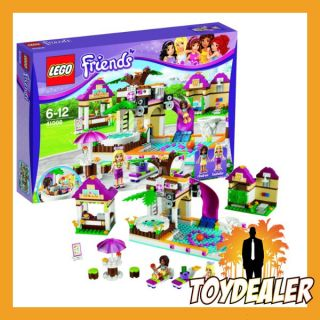 LEGO FRIENDS 41008 GROSSES SCHWIMMBAD HEARTLAKE CITY POOL MIT FIGUR
