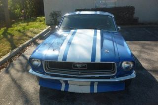 Ford Mustang Fastback 2x2,Bj.1968 supergeiles Teil, ansehen lont sich