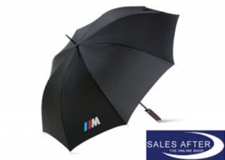 Original BMW M Regenschirm Stockschirm Schirm Umbrella NEU