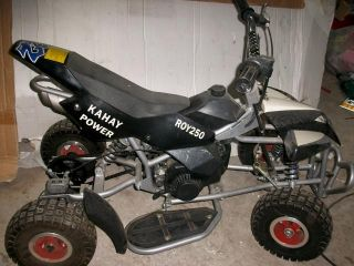 Kinderquad Mini, Quad Pocket Bike