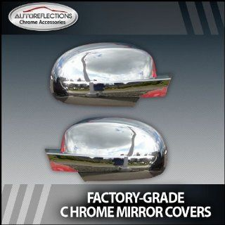 2007 2012 Chevy Suburban Chrome Mirror Covers (Full)