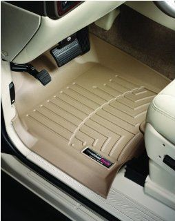 2007 2011 Nissan Altima Coupe Weathertech Floor Liner (Tan) [WITH