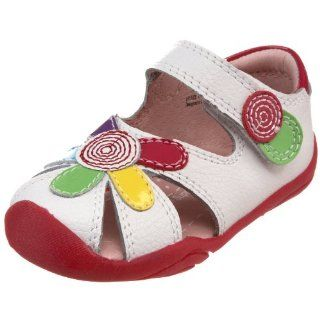 pediped Grip N Go Daisy Sandal (Toddler) Shoes