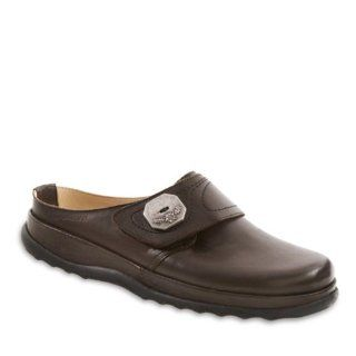 Haflinger Womens Charlotte Indoor / Outdoor Clog Shoes Shoes