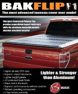 Bak Industries BAKFlip F1 72309F HARD FOLDING TONNEAU COVER For 2010