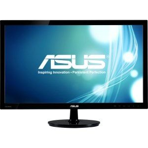 Asus VS238H P 23 LED LCD Monitor   169   2 ms (VS238H P