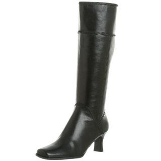 Kenneth Cole REACTION Womens Kiss Her Boot,Black,7 M Shoes