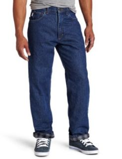 Carhartt Mens Relaxed Fit Straight Leg Jean Clothing