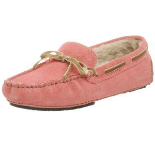 Deer Stag Womens Queen Moccasin,Pink,11 M Shoes