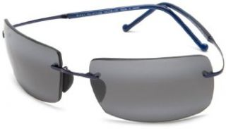 Peaks Polarized Sunglasses Blue Frame/Neutral Gray Lens Shoes