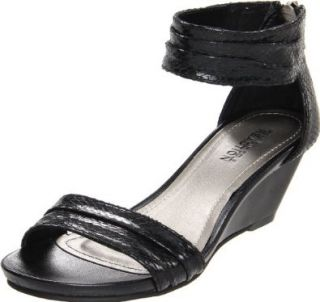 Kenneth Cole REACTION Womens Wrap City Wedge Sandal Shoes