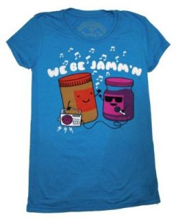 We Be Jammin David & Goliath Soft Juniors T Shirt Tee