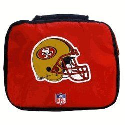 San Francisco 49ers NFL Football Insulated Lunch Bag Tote