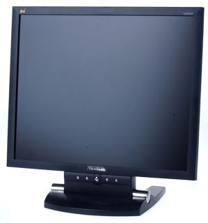 ViewSonic VA902b 19 inch Black Analog LCD Monitor (Refurbished