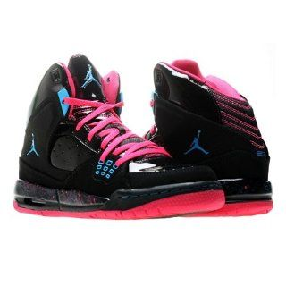 Nike Air Jordan SC 1 (GS) Girls Basketball Shoes 439655 009