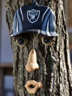 Oakland Raiders NFL Forest Face
