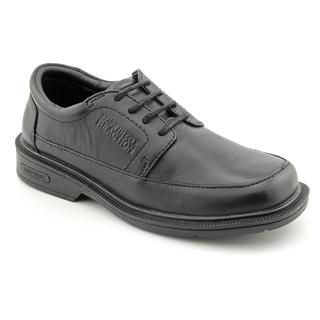 Kenneth Cole Reaction Kids Boys Watch Ur Prep Leather Dress Shoes