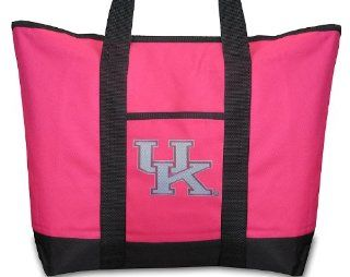 Kentucky Wildcats Pink Tote Bag University of Kentucky