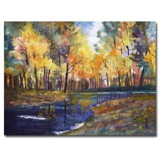 Ryan Radke Natures Glory Canvas Art