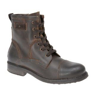 ALDO Dicaprio   Men Casual Boots   Dark Brown   8 Shoes