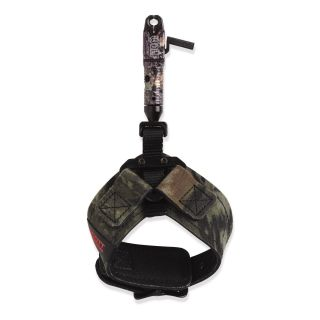 Scott Archery Wolf Camo Dual caliper Release with Buckle Strap Today
